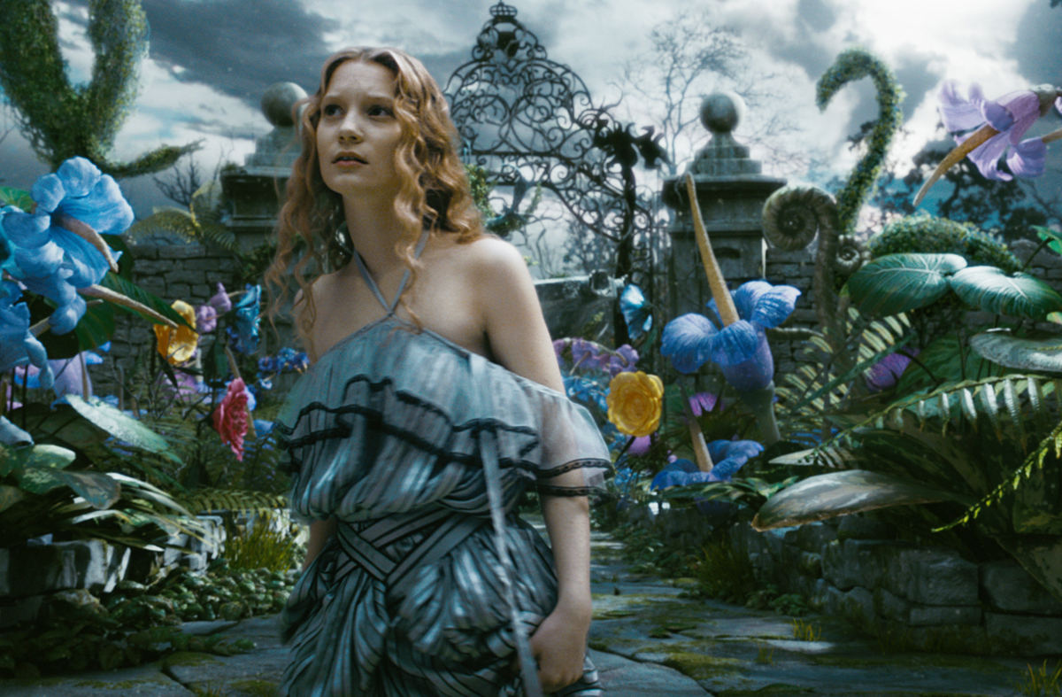 Alice In Wonderland The Next Wave Of 3 D Movies Serves To Help Find Children With Stereo Blindness Mindsight