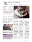 COVD Member, Dr. Dominick Maino was recently featured in the AOA News
