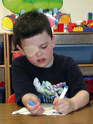 How NOT to Treat Amblyopia