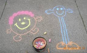 chalk smiles