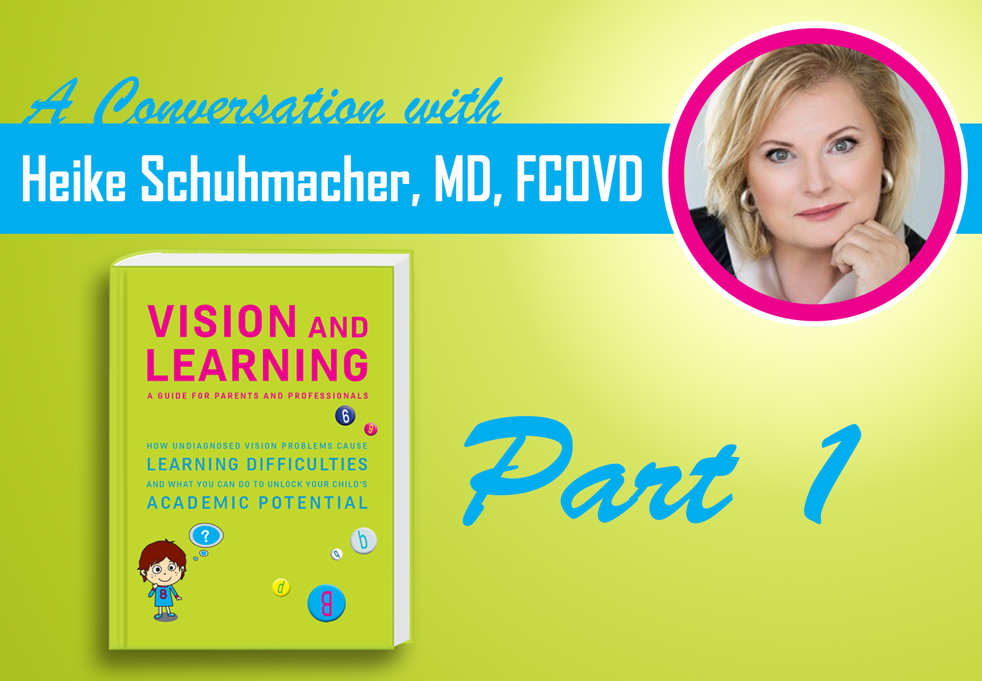 The origin story of Germany's premier book on vision & learning