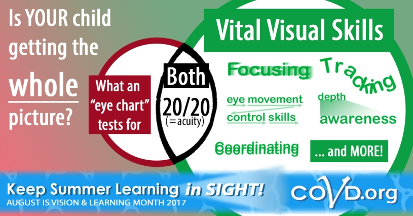Is Your Vision Functioning Well An Eye Chart Cant Tell You Mindsight