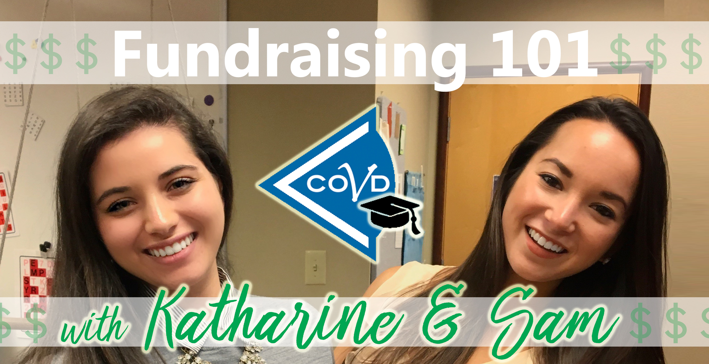 Fundraising 101: Students, get your COVD Club paid!
