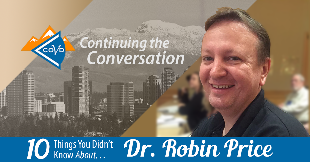 10 Things You Probably Didn't Know About Dr. Robin Price