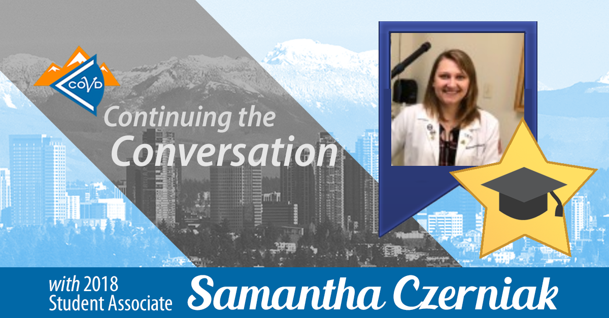 Student Associate Samantha Czerniak