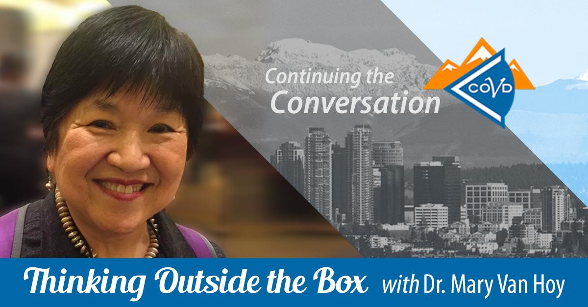 Dr. Mary Van Hoy: Thinking Outside the Box