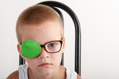Beyond patching…with new advancements in treatment for Lazy Eye, why are patients told to wear an eye patch? [Reblog]