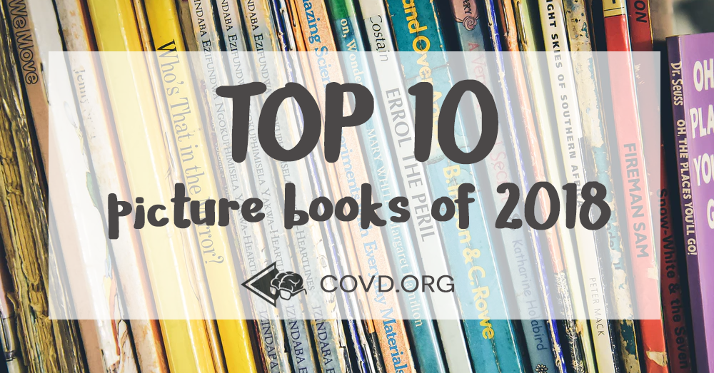 Year in Review: Top 10 Picture Books of 2018