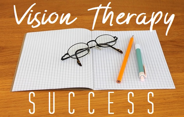 A life changed by vision therapy