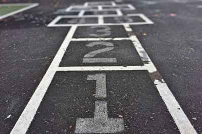 asphalt game hopscotch numbers