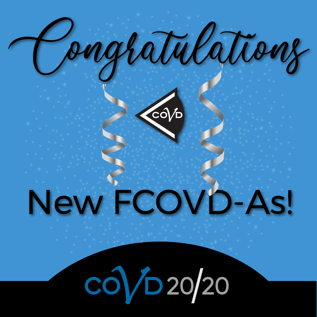 COVD Awards Academic Fellowship Certifications